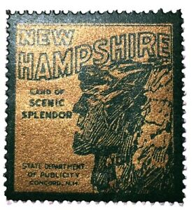 New Hampshire State Department of Publicity - Concord NH