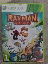 Rayman Origins (Microsoft Xbox 360, 2011, DVD-Box)