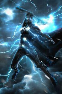 Thor Stormbreaker Poster | Exclusive Art | Marvel | Avengers | NEW | USA