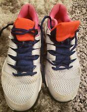 Nike Air Zoom Vapor X HC Tennis Shoes Half Blue Laser Fuchsia AA8030-401 Size 7