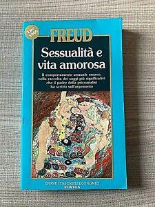 Sessualità e vita amorosa- Sigmund Freud