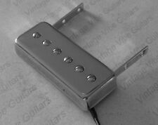 "Suspended ""Johnny Smith"" P-90 style single coil pickup chrome  by Pete Biltoft"