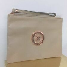 Mimco Loves LOVELY MEDIUM POUCH  Makeup BNWT ROSE GOLD PANCAKE RRP$99.99