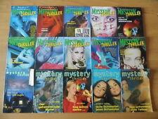 """15 """"Cora"""" Mystery >>Thriller<< - Romane in Einzelheften Paket 06"""