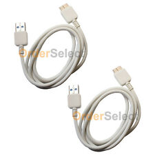 2x NEW HOT! USB 3.0 Charging Cable for Phone Samsung Galaxy S5 Note 3 1,000+SOLD