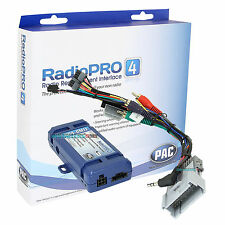 GMC SIERRA TRUCKS STEREO/RADIO REPLACEMENT CLASS II WIRING INTERFACE RP4-GM11