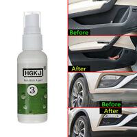 Car 20ml Refurbished Agent HGKJ-3 Trim Leather Plastic Care Maintenance Cleaner