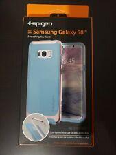 Spigen® Samsung Galaxy S8 [Neo Hybrid] Shockproof Bumper Case TPU Cover