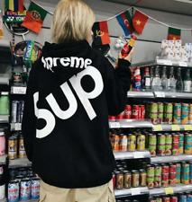 2020 Herren Damen Supreme Hoodie Sweatshirt Hoody Kapuzenpullover Pulli Sweater