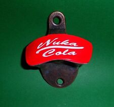 Fallout 4  nuka cola wall mounted bottle opener