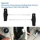Instrument Cluster Removal Pulling Hooks Tool For Mercedes-Benz Heavy Duty NEW