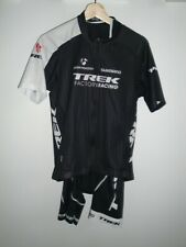 Bontrager Profil Trek Factory Shimano Racing Kit Short Sleeve Size L Preowned