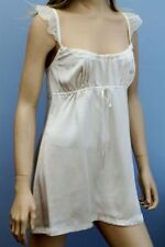 Silk Patternless Regular Nightwear for Women