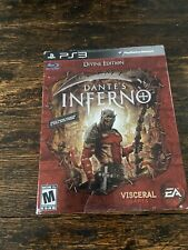 Dante's Inferno -- Divine Edition (Sony PlayStation 3, 2010) Sealed New