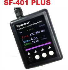 SURECOM SF401-PLUS Portable Frequency Counter with CTCCSS/DCS Decoder (SF-401)