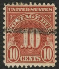 #J84 10c Postage Due, Used [2] **ANY 4=FREE SHIPPING**
