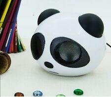USB computer speaker(Panda) Audio multimedia Player Portable Speaker