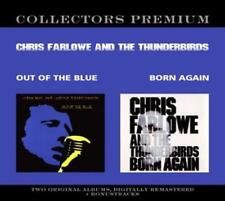 Chris Farlowe  - Out Of The Blue / Born Again *2CD *NEU*