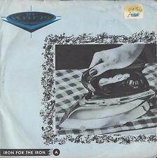 DISCO 45 GIRI       THE PLANETS - IRON FOR THE IRON // BALL AND CHAIN