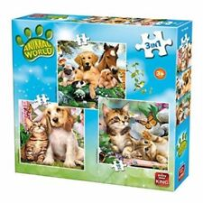 Unbranded Animals Less than 15 Pieces Puzzles