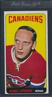 1964/65 Topps #053 Jacques Laperriere Canadiens EX *96