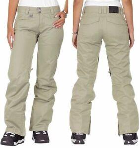 NEW/Deadstock Size S Nike PREIKA Pant Bamboo Womens Snowboard Pant 10K