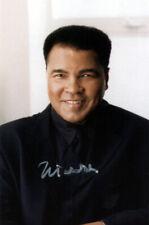 Muhammad Ali Authentic Autographed Signed 3.5x5.5 Postcard Beckett COA A87750