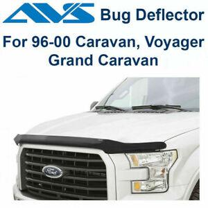 AVS Bugflector 23131Smoke Hood Protector Shield Fit 1996-2000 Dodge Caravan