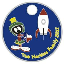 Pathtag  18438  -  Marvin  the  Martian  -geocaching/geocoin/extagz  *Retired*