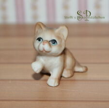 FG 1622 - Katze - Miniatur Puppenhaus Puppenstube ca. 1:10