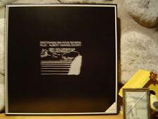 PETER BROTZMANN/FRED VAN HOVE/HAN BENNINK/ALBERT MANGELSDORFF Elements LP/1971