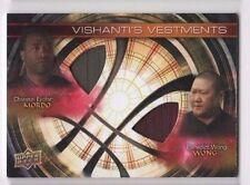 2016 Doctor Strange costume card VHD-WB Mordo Wong