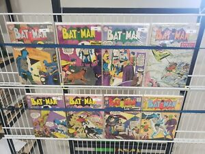 Batman Silver Age DC Comic Lot 119 123 125 132 135 142 148 160 Keys 10/12 Cents