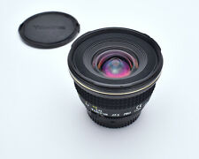 Special Tokina AT-X PRO 17mm f/3.5 Aspherical MF Only Lens For Nikon FX (#4795)