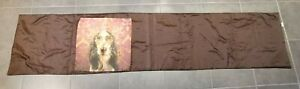 Bed Runner and Cushion Cover - New