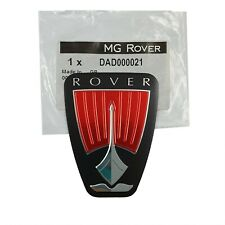 Genuine MG Rover Front Grille Badge For Facelift Rover 75 DAD000021-XP