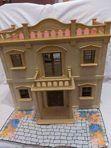Sylvanian Families  Calico Critters vintage Country Manor House 1987 Tomy