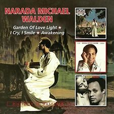 Narada Michael Walde - Garden of Love Light/I Cry, I Smileawakening [New CD] UK