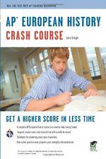 AP European History Crash Course Book + Online (Advanced Placement (AP) Crash