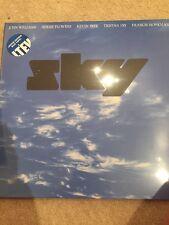 SKY - 1 - LTD EDT REPRESS ON 2 X BLUE VINYL LP  NEW GATEFOLD SLEEVE