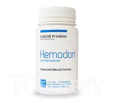 Hemodon - Natural Hemorrhoids Treatment Herbal Pills Relief Piles #1 Selling !