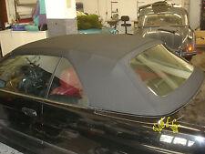 BMW E36 Cabrio Convertible Verdeck Flick Reparatur Repair Rep Flicken Set +