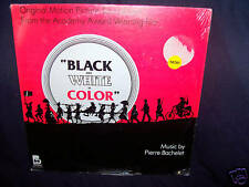 BLACK AND WHITE IN COLOR 77 SOUNDTRACK BACHELET SEALED