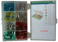 Coffret Assortiment de 80 Mini Micro Fusibles  Assortis Auto Moto PL Quad - PRO