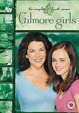 Gilmore Girls - Series 4 (DVD, 2009, 6-Disc Set, Box Set)