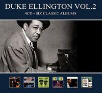 Duke Ellington - Six Classic Albums Vol 2 [New CD] Holland - Import