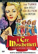 I Tre Moschettieri (1948) DVD A & R PRODUCTIONS