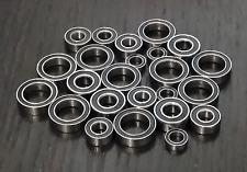 (24pcs) OFNA HYPER 10TT / HYPER 10SC Rubber Sealed Ball Bearing Set