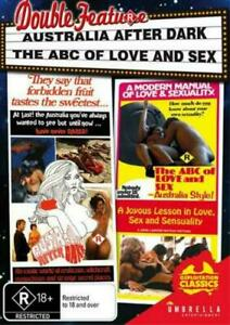 ABC Of Love And Sex/Australia After Dark (DVD) NEW/SEALED