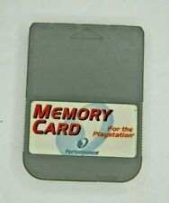Memory Card For Playstation 1 PS1 PSX Game